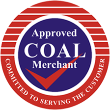 Always buy solid fuel from an Approved Coal Merchant,  house Coals and Open Fire Fuels