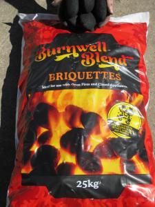 BURNWELL BRIQUETTES